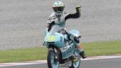 Moto3 Aragon, libere 1 e 3: Mir e Canet dominano il venerdì