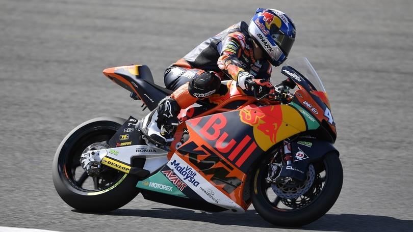 Moto2 Aragon, la pole position è di Oliveira