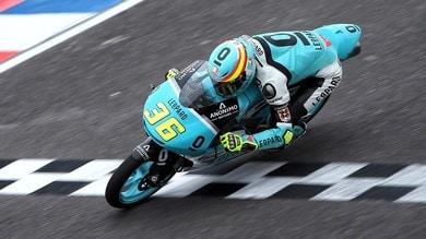 Moto3 Aragon, Mir vince in volata
