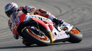"""MotoGP Aragon, Marquez vince e """"strappa"""" in classifica"""