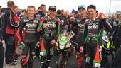 Endurance: Aprilia RSV4 trionfa nell'Europeo