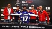 Motocross delle Nazioni: l'Italia scalda i motori
