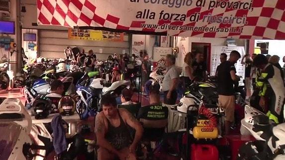 """Dream Cup, il motociclismo paralimpico """"sbanca"""" il Mugello - parte2"""