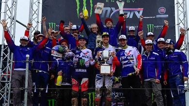 Motocross delle Nazioni: vince la Francia, Italia settima