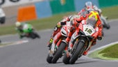 SBK Magny Cours, Fores:
