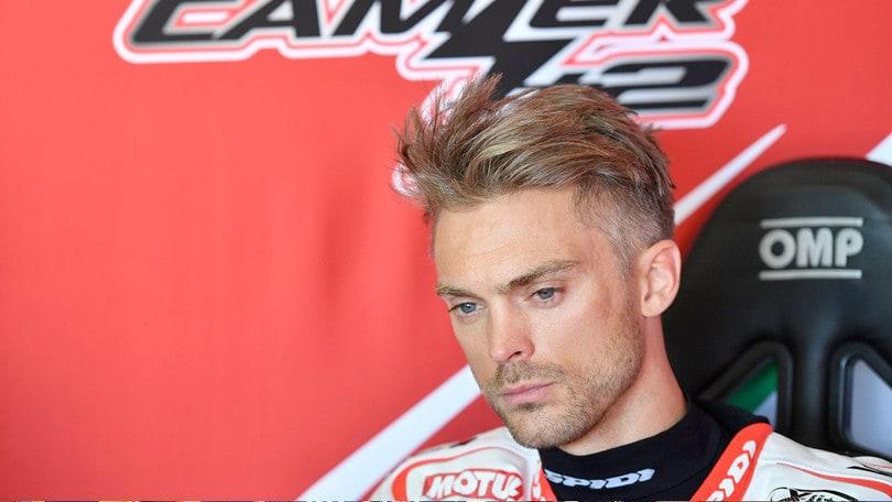 SBK: Camier lascia MV e passa in Honda