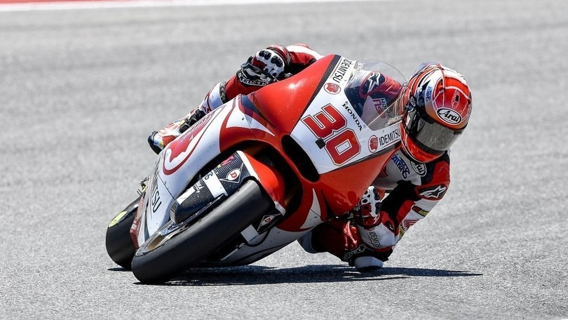 Moto2, Australia: Pole per Pasini, Luthi decimo