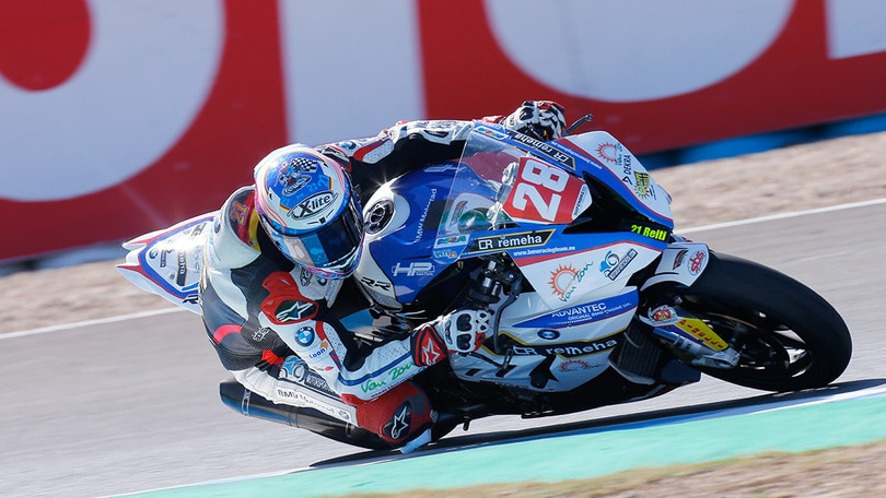 Superstock 1000 Jerez: Reiterberger in pole