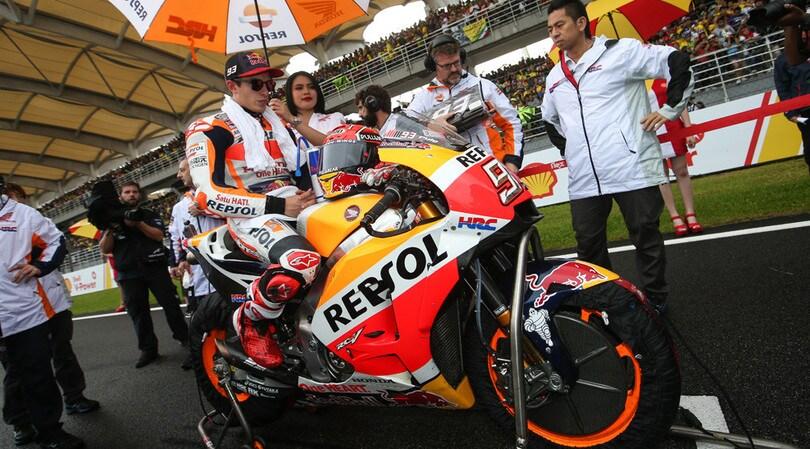 Malesia, Gara: Dovizioso e la Ducati tengono rimandano la festa di Marquez