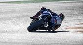 Test Valencia: Yamaha ok nel pomeriggio, davanti c'è Vinales