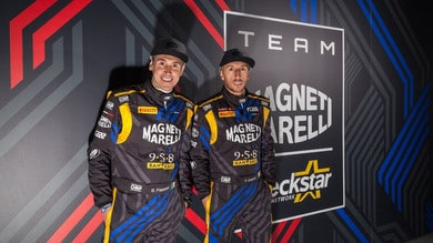 Tony Cairoli al Monza Rally Show