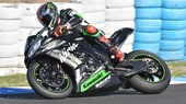SBK test Jerez Day 2: il giorno di Sykes