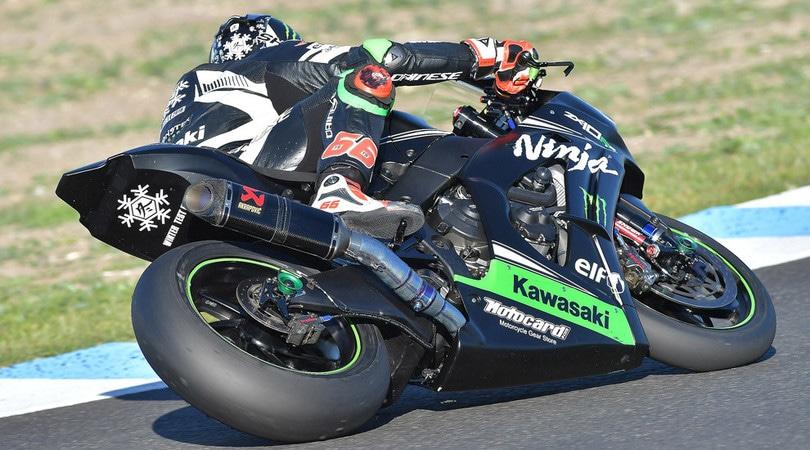 SBK test Jerez Day 3: Sykes da record
