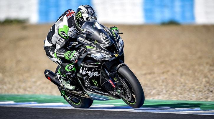 Test Jerez Day3: Rea il più veloce, anche delle MotoGP