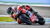 SBK, test Jerez: Melandri domina il Day4