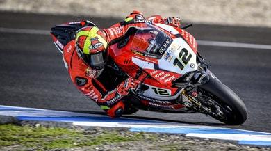 SBK, test Jerez: è di Forés la Ducati più veloce