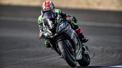 SBK test Jerez: Rea straccia il record nel Day5