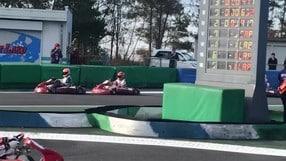 Honda Thanks Day: Marquez sfida la mascotte di Motegi e... vince - VIDEO