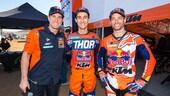 KTM e lo squadrone del Supercross