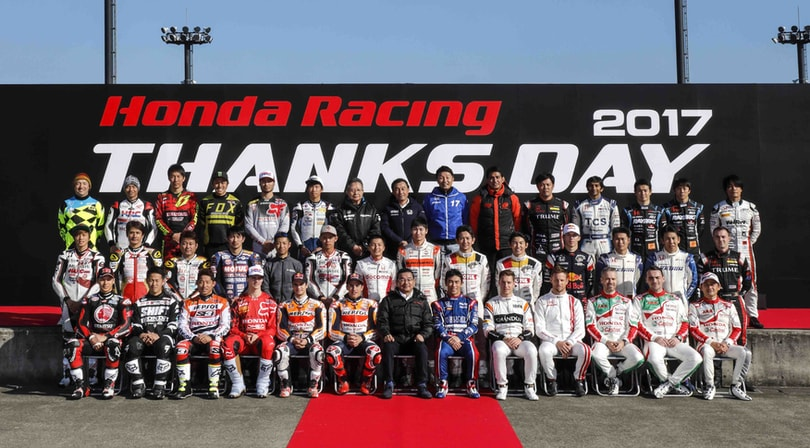 Honda Racing Thanks Day: è qui la festa - FOTO