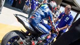 MotoGP: Viñales in azione a Kyalami