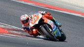 CIV: Zanetti tester Ducati