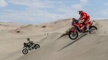 Le prime tappe della Dakar - FOTO