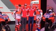 Svelata la Ducati MotoGP 2018 con Dovi e Lorenzo - FOTO