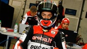 SBK, Ducati: per i round europei c'è anche Rinaldi