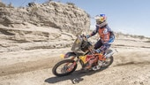 Dakar, undicesima tappa: Barreda fuori, vince Price