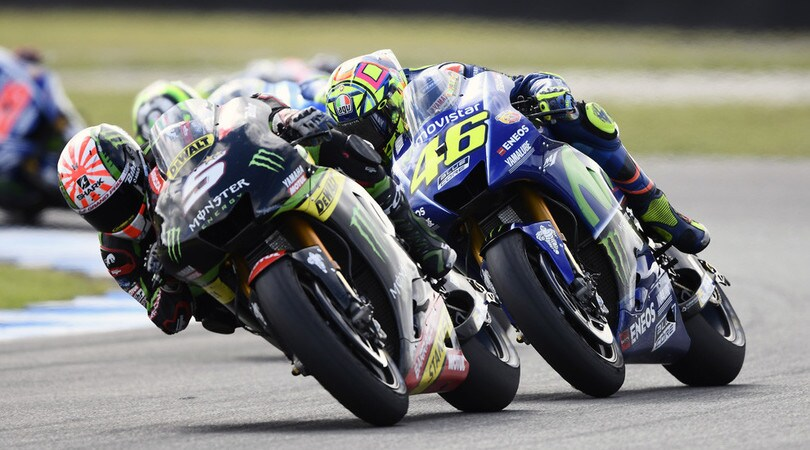 MotoGP, presentata la nuova M1: Yamaha sposa il blu
