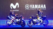 Ecco la nuova Yamaha MotoGP con Rossi e Vinales - FOTO