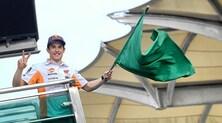 Sepang, i test MotoGP in 14 scatti - FOTO