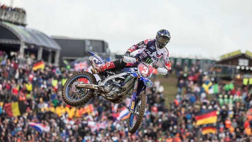 Internazionali di Motocross: Cairoli vince nella sua Sicilia