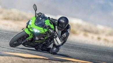 Motoestate: un trofeo con la Ninja 400
