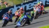 MotoGP: gare più corte per la sicurezza