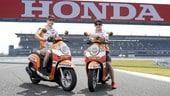 MotoGP, test Buriram, Marquez: 'Serve una buona accelerazione'