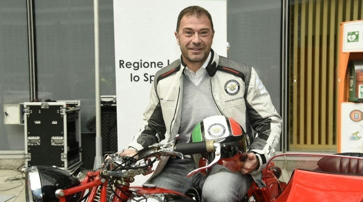 """Rossi (Antonio) dall'acqua alle due ruote: """"Motocross? Scuola di vita"""""""
