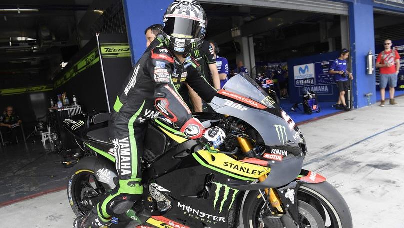 MotoGP: Syharin al posto di Folger nel Team Tech3