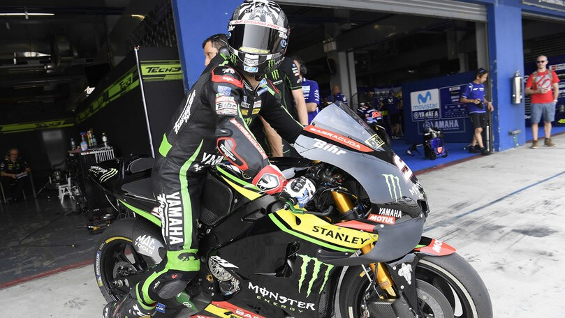 Clamoroso: la Yamaha ed il team Tech 3 si separano nel 2019!