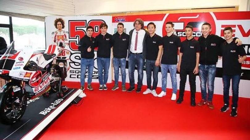 Squadra Corse Sic58: presentato il 2018 con Antonelli e Suzuki