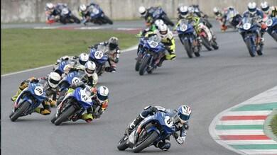 Trofei Yamaha al via