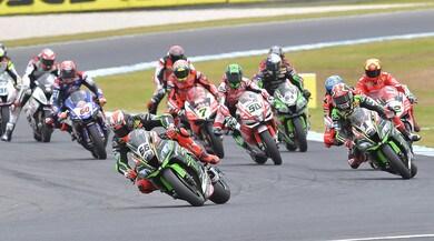 SBK Australia: gara2 con pit-stop obbligatorio!