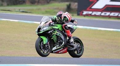 Kawasaki, luce verde ma non troppo