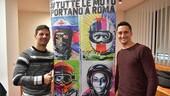 CIV: Fabrizio e Stirpe, prima sfida a Roma Motodays