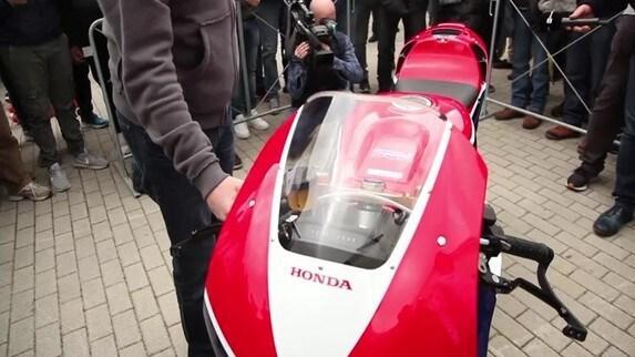 "Motodays 2018: ""Fast"" Freddie Spencer accende la Honda RC213V"