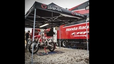 Gazebo Race 24mx - LE FOTO