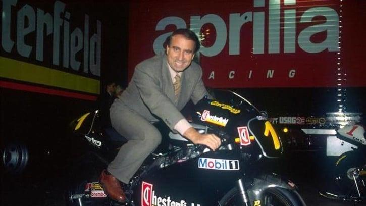 Lutto nel mondo del motociclismo, Ivano Beggio ci ha lasciati