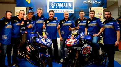 Il team Yamaha MotoX Racing punta in alto