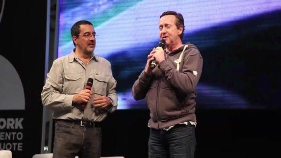 Motodays 2018: Fabrizio e il CIV con MV Agusta e il Team Ellan Vannin